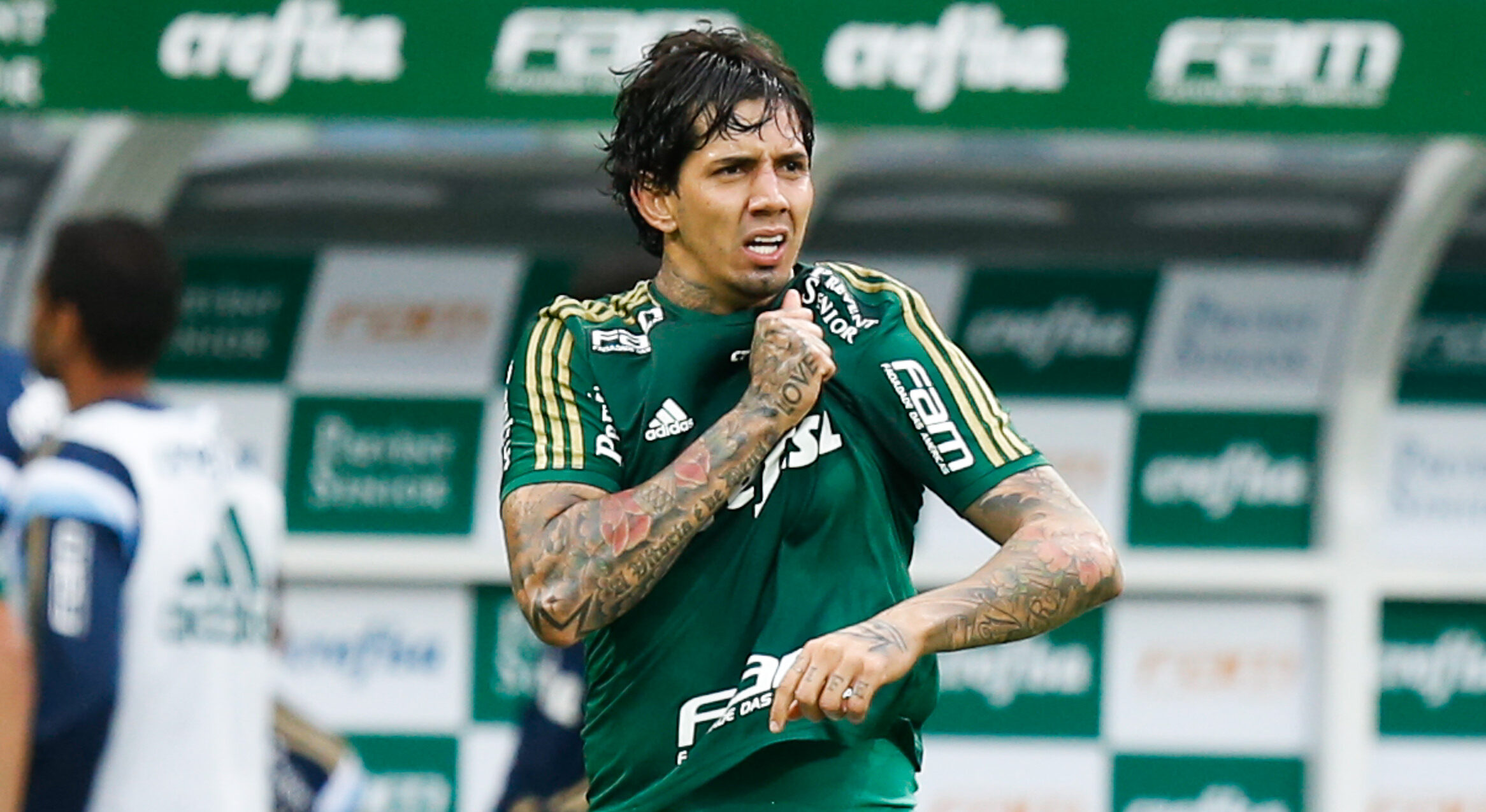 Victor Ramos no Palmeiras