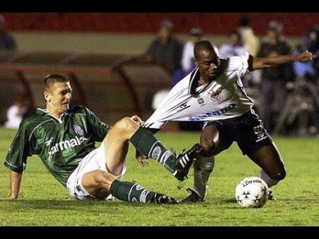 Corinthians Palmeiras