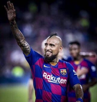 Arturo Vidal sonha em conquistar sua nona liga seguida