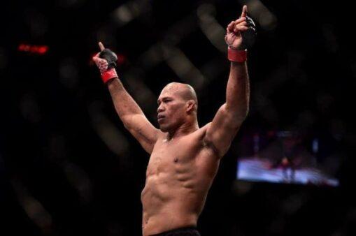 Ronaldo Jacaré covid-19 UFC 249