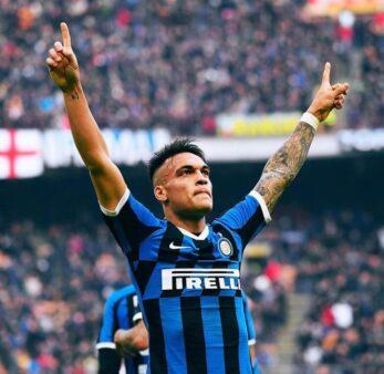Lautaro Martínez só sai da Inter se cláusula de 111 milhões de euros for paga