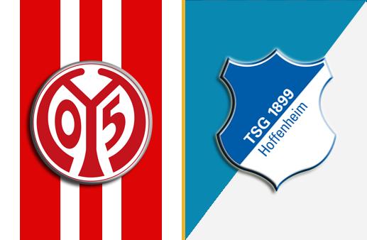 Mainz x Hoffenheim Bundesliga