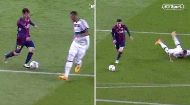 Messi x Boateng