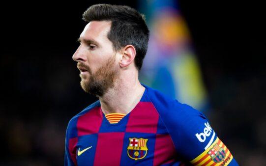 Messi possui vínculo até 2021 com o Barcelona.