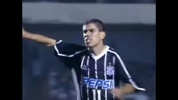 Corinthians x Santos 2001