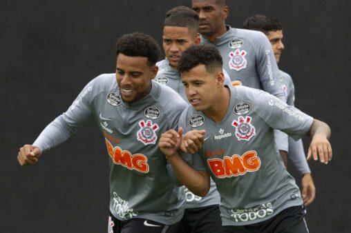 Retorno jogadores Corinthians