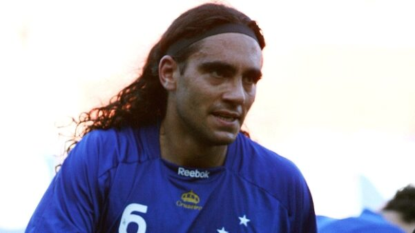 Jogadores gringos Cruzeiro