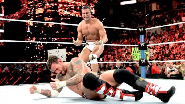 Lutadores WWE MMA