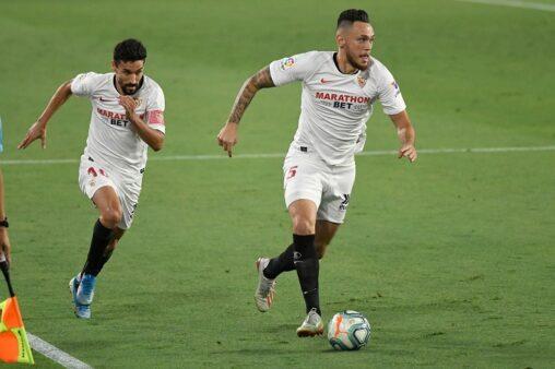 Leganés x Sevilla - La Liga (Reprodução/ Facebook oficial Sevilla FC)