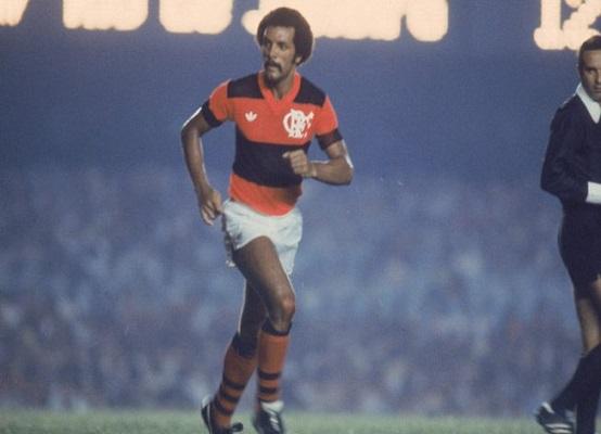 Júnior no Flamengo (Reprodução)