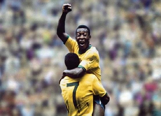 Pelé (Reprodução)