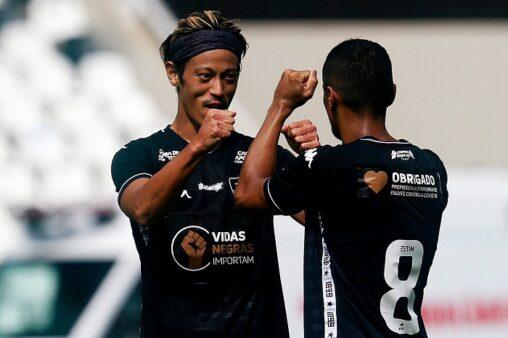 Botafogo, Taça Rio 2020 (Reprodução/ Facebook oficial Botafogo de Futebol e Regatas)