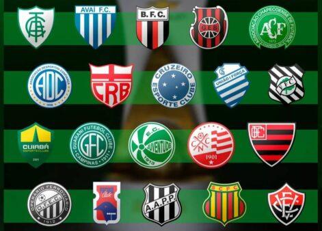 Série B do Brasileirão