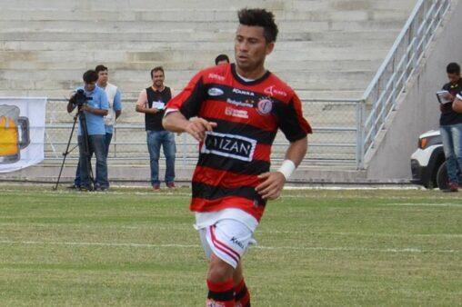 Alex Travassos, do Campinense (Divulgação/ Campinense-PB)