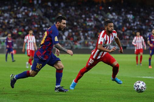 Clássico espanhol é uma das atrações do futebol nesta terça