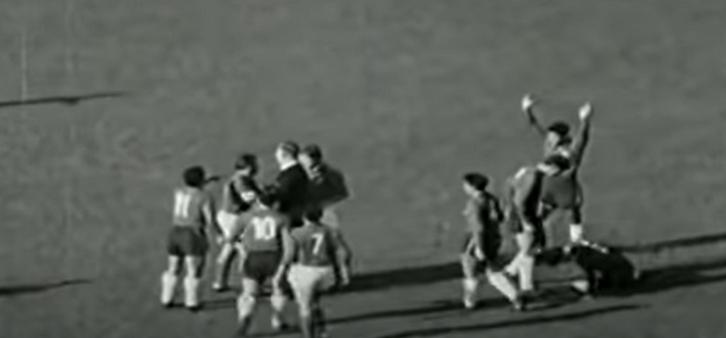 Batalha de Santiago Copa do Mundo