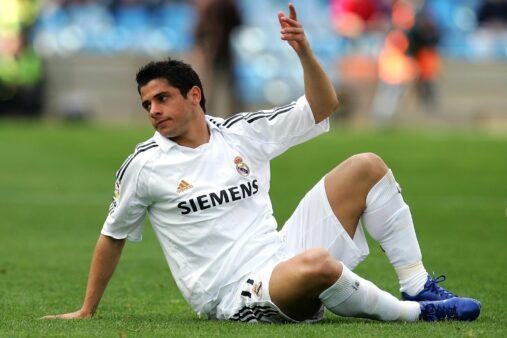 Cicinho no Real Madrid
