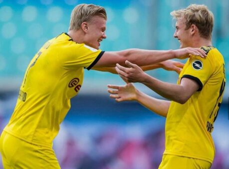 Lazio x Borussia Dortmund