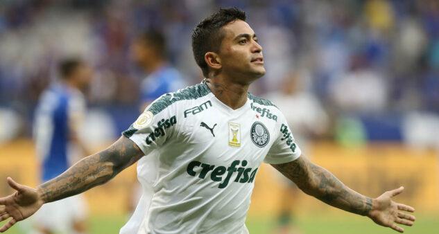 Dudu, Al-Duhail, Palmeiras