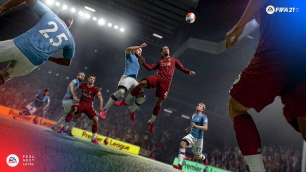 A EA já confirmou o FIFA 21 também para PlayStation 5 e Xbox Series X