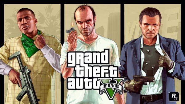GTA V estrará disponível já no lançamento do PlayStation 5