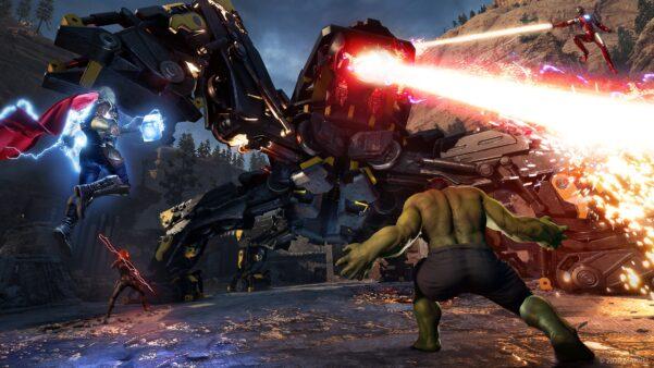 Marvel's Avengers chega em4 de setembro para PC, PS4, Xbox One
