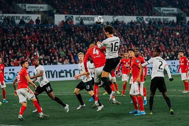 Mainz Eintracht Frankfurt