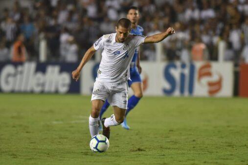 Evandro Santos mercado da bola futebol brasileiro