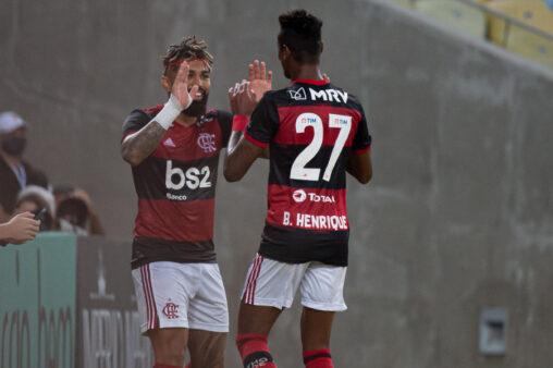 Flamengo busca vitória na Libertadores.