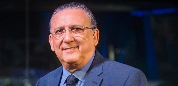 Galvão Bueno recordou idas ao estádio Maracanã