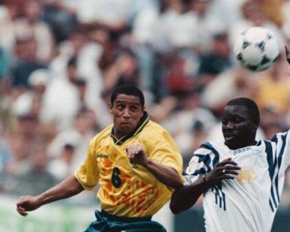 Seleção Brasileira Mundial 1991