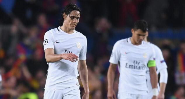 Cavani e Thiago Silva deixarão o PSG após fim de contrato