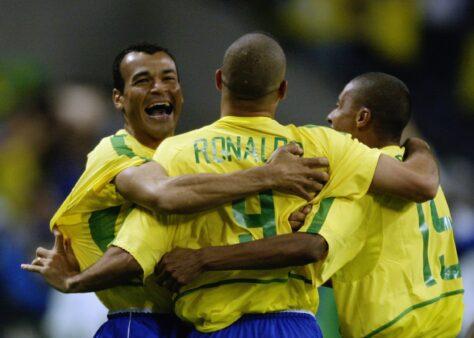 Ronaldo Seleção 2002 Copa do Mundo