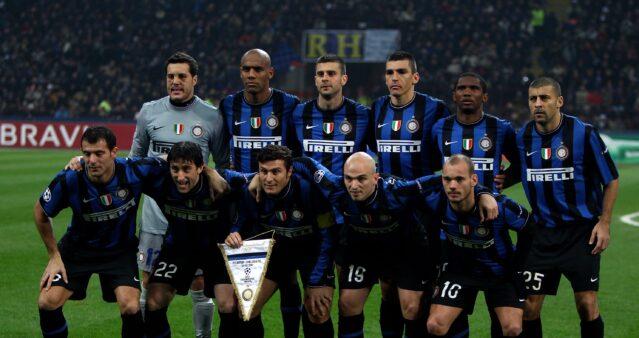 Inter de Milão Champions