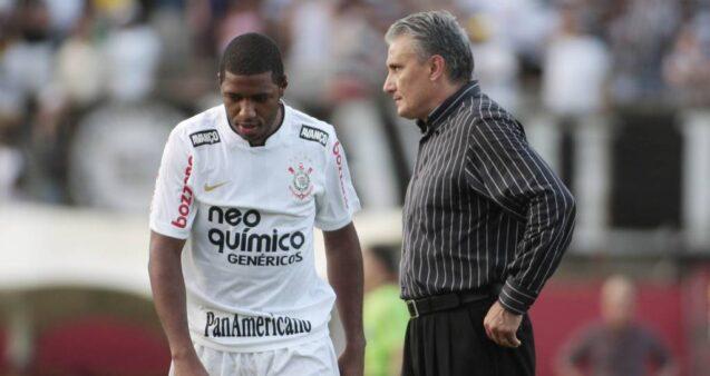 Jucilei no Corinthians
