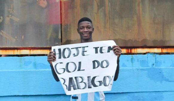 Matheus Babi é o novo reforço do Botafogo