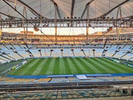final Libertadores maracanã