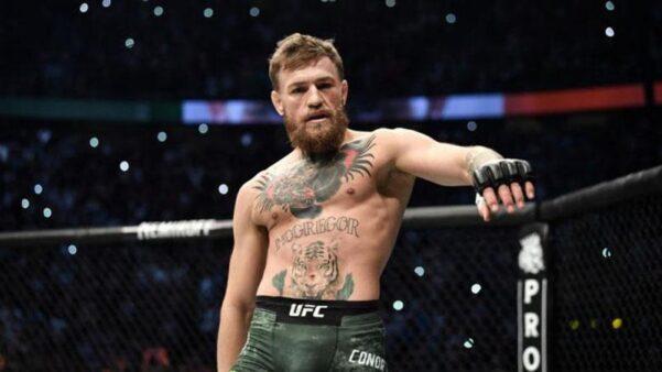 McGregor aposentadoria