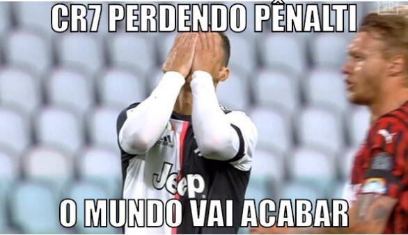 Cristiano Ronaldo pênalti