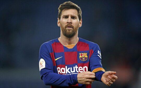 Possível saída de Messi do Barça agitou o futebol nesta sexta