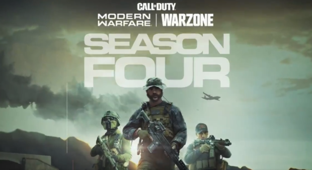 A quarta temporada do CoD: Warzone estava prevista para chegar nesta quarta-feira (03)