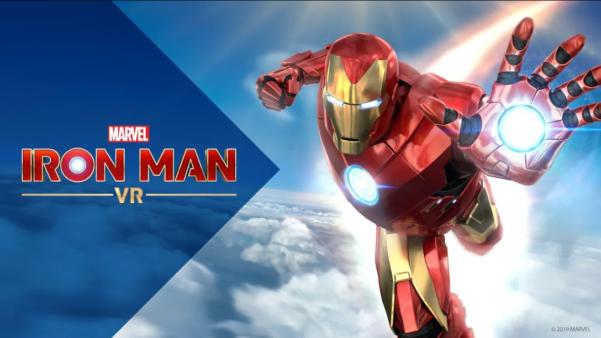 Marvel's Iron Man chega em3 de julho ao PlayStation 4 VR