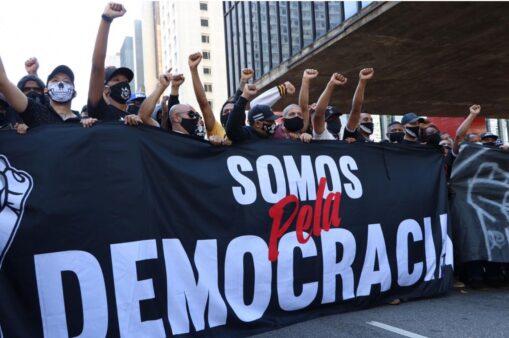Manifestações de Torcidas Organizadas em São Paulo