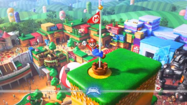 Super Nintendo World tinha abertura prevista para o mês de julho de 2020