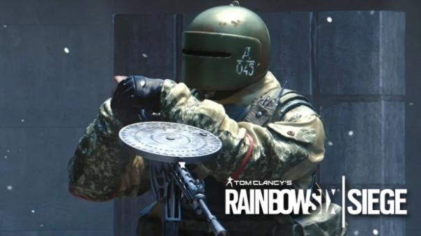Tachanka está sendo retrabalhado pelos desenvolvedores de Rainbow Six