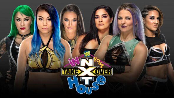 6-woman Tag team match