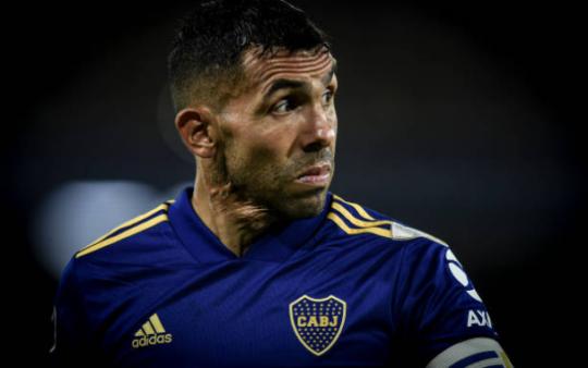 Tevez - Boca Juniors