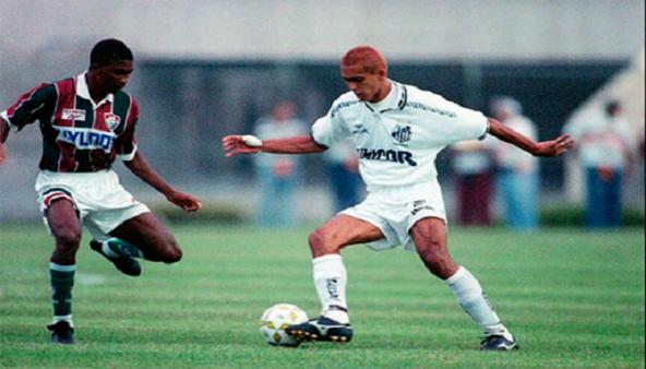 Santos x Fluminense - Brasileirão de 1995 (Divulgação/ Site oficial Santos FC)