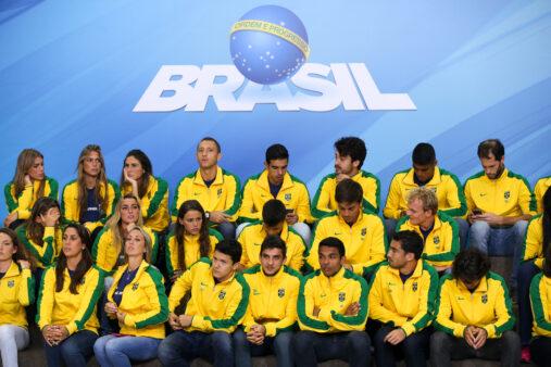atletas brasileiros