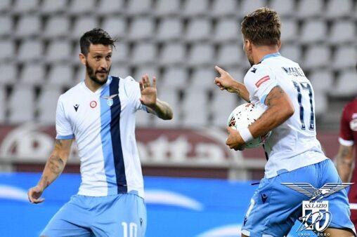 Lazio, Série A Italiana 2020 (Reprodução/ Facebook oficial SS Lazio)